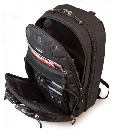ScanFast Checkpoint Friendly Backpack 2.0 - Separate padded computer compartment for superior protection