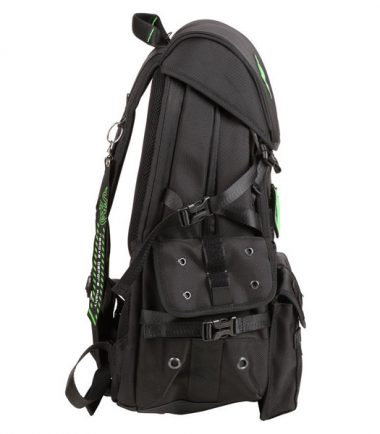 """Razer Tactical Pro Gaming Backpack (17"""")-22146"""