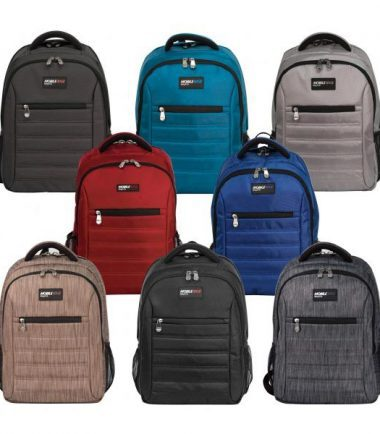 SmartPack Backpack - Protective Laptop Compartment Designed For Screens up to 16 inch