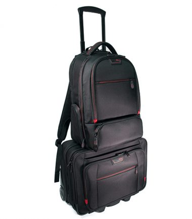 "Professional Backpack - 16"" - Black-18922"