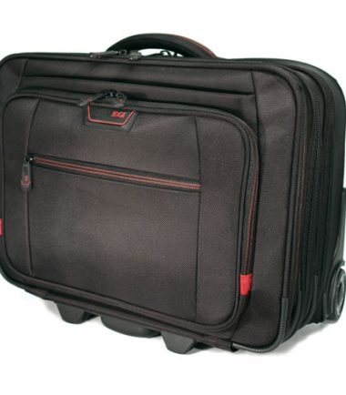 Professional Backpack and Rolling Case Combo -19327