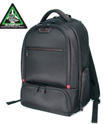 Professional Backpack and Rolling Case Combo -19324