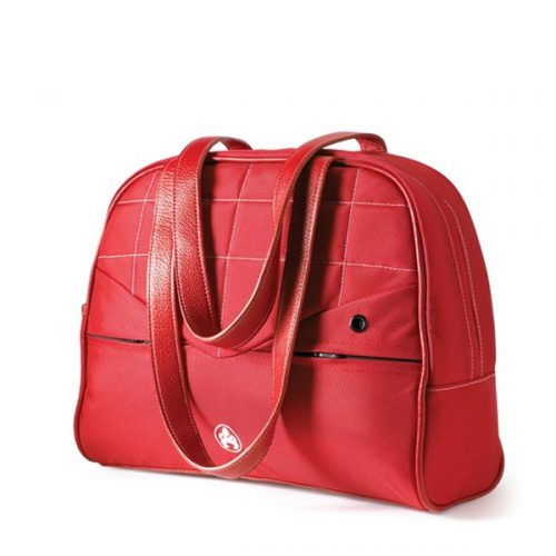 "Sumo Women's Laptop Purse - 13"" Red-0"