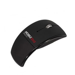 Wireless, Folding Optical Mouse
