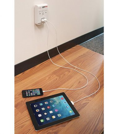 DualPower DX AC and USB Charging Outlets-20905