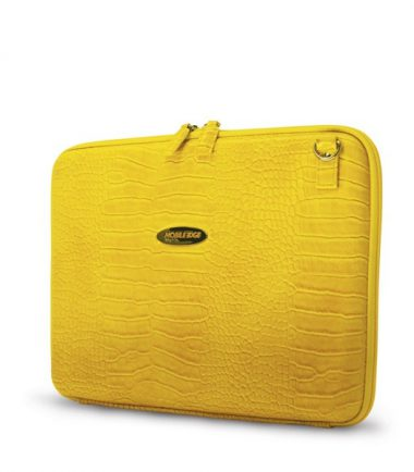 Portfolio - Yellow Faux-Croc-20495