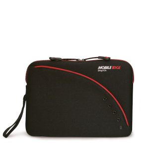 Mobile Edge iPad / Tablet Sleeve 8.9 inch - Black / Red Trim