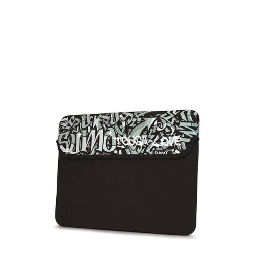 "Sumo Graffiti Tablet Sleeve - 8.9"" Black-0"