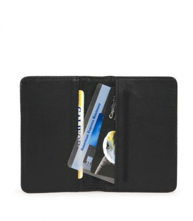 I.D. Sentry Credit Card Wallet - RFID security for your credit cards (Interior)