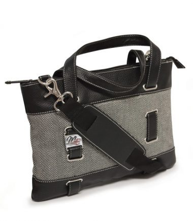 Herringbone Tablet Tote-21955