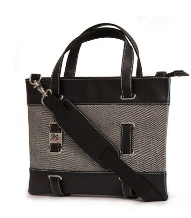 Herringbone Tablet Tote-21958