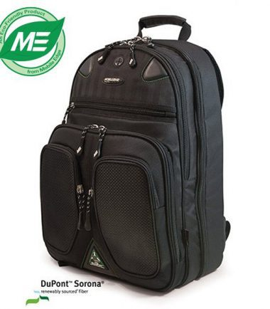 ScanFast Checkpoint Friendly Backpack 2.0 plus USB Power Pack and Wireless Mouse-21853