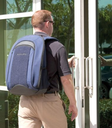 ECO Laptop Backpack (Eco-Friendly) 17.3 inch - Lifestyle