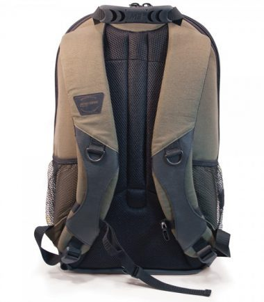 ECO Laptop Backpack (Eco-Friendly) 17.3 inch - Padded Shoulder Strap for Maximum Comfort