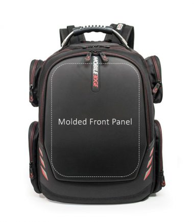 "Core Gaming Backpack w/Molded Panel 17""-22378"