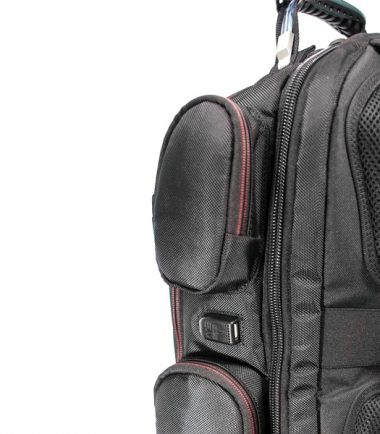 "Core Gaming Backpack w/Molded Panel 17""-22357"