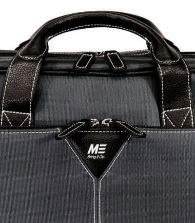 The Graphite Nylon Briefcase-22463