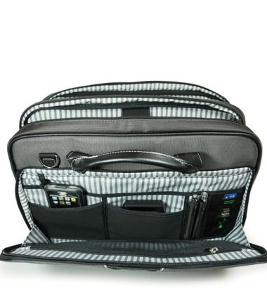 The Graphite Nylon Briefcase-22482