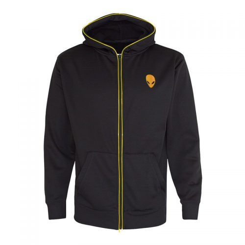 AW Lightup Zip Hoodie Small- Gold