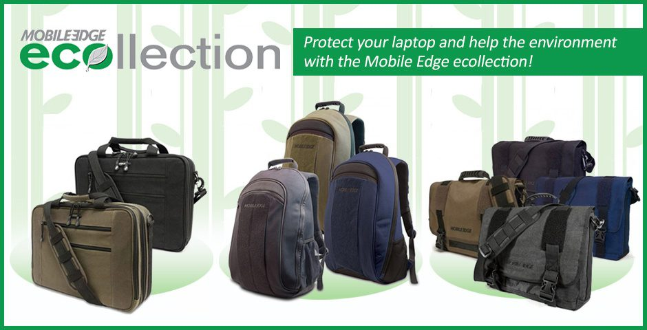 Mobile Edge's Eco-Friendly Line Let's You Protect Your Gear in Style with a Minimal Carbon Footprint