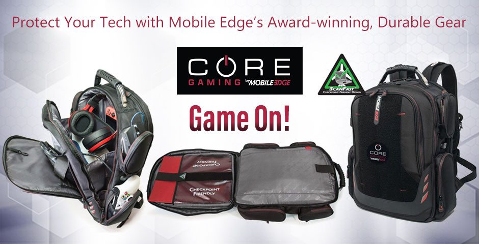 Mobile Edge Laptop cases - Got the gadgets, get a bag