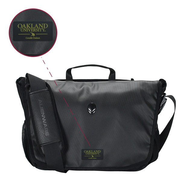 Alienware Vindicator 2.0 Messenger Bag (13″/15″/17″)