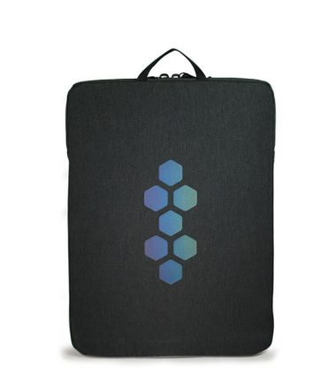 Alienware m Fabric Sleeve AWM17FSL Reflection Graphic Back
