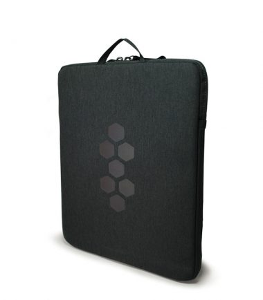 Alienware m Fabric Sleeve AWM17FSL Reflection Graphic Side