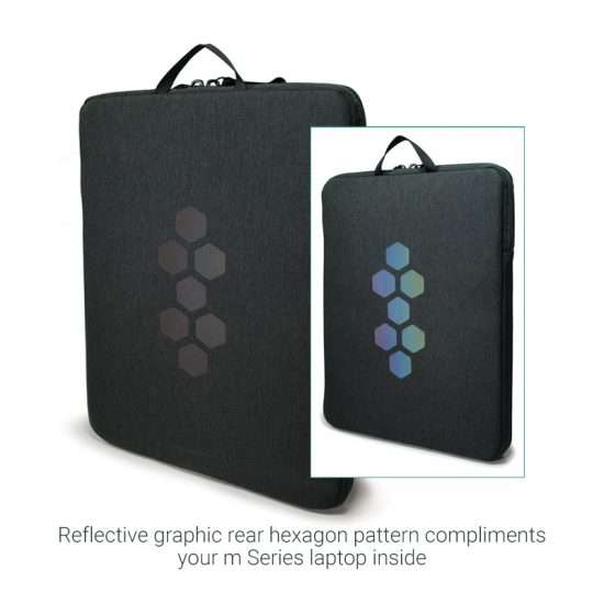 Alienware m Fabric Sleeve AWM17FSL with Reflection Graphic
