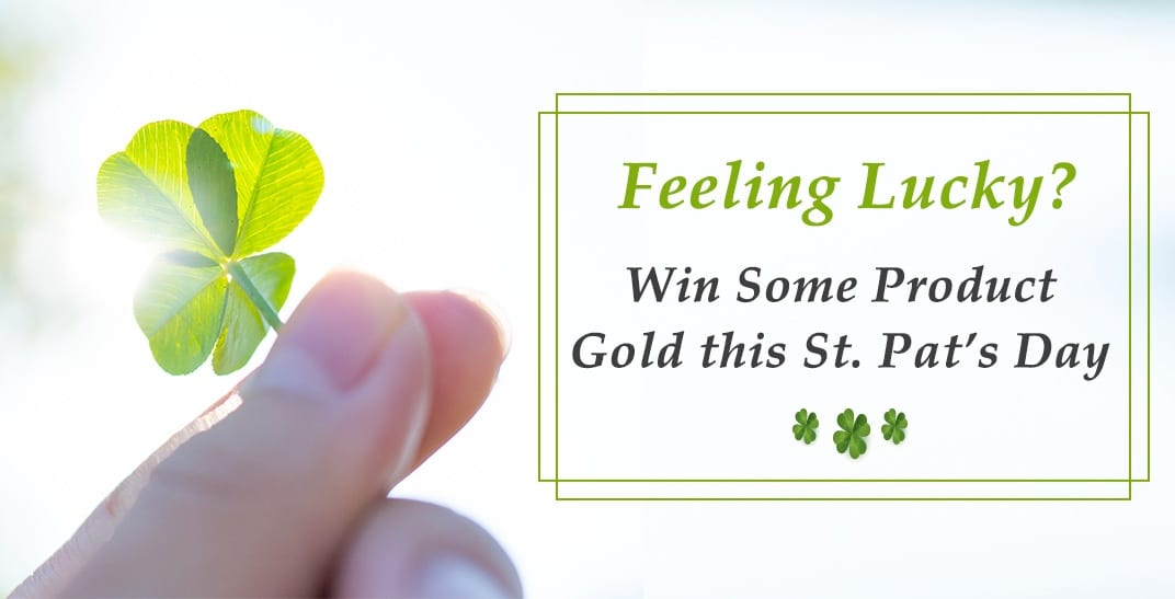 ST. Pat's Day Sale and Contest
