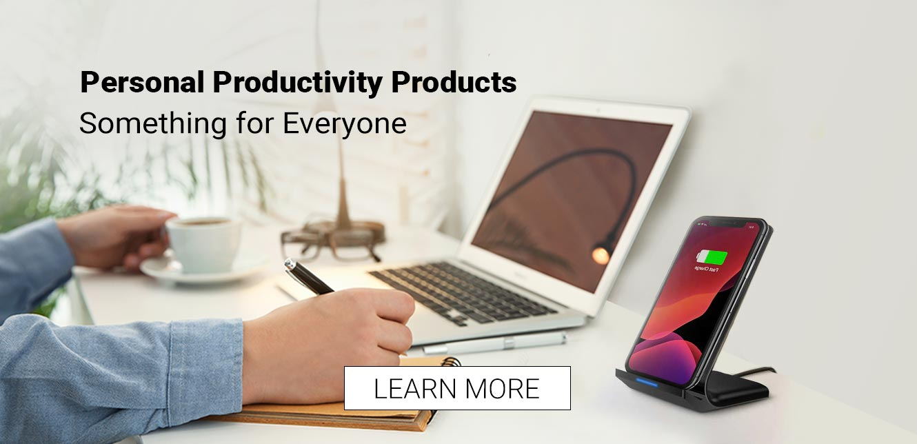 Personal Productivity Learn More