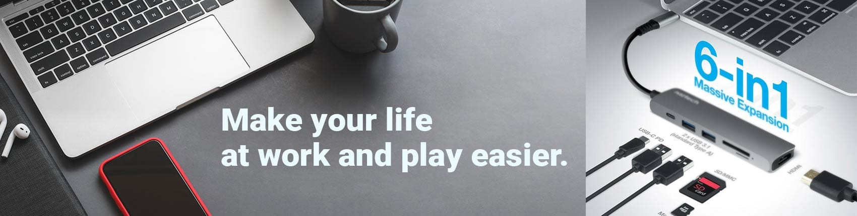 Personal Productivity Products - Make your life at work and play easier