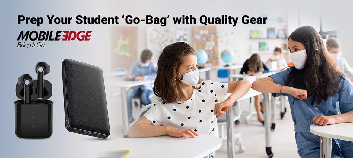 Prep Your Student 'Go-Bag' with Quality Gear